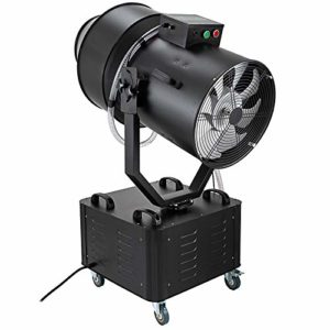 Machabeau Machine à Mousse 3000W Machine à Neige Artificielle Machines à Effets de Scène pour Soirée et Disco