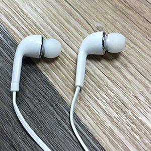 Momorain S4Wired écouteurs stéréo Musique Casque Intra-Auriculaires Casque avec Microphone Bouchons d'oreilles écouteurs pour téléphone Ordinateur mp3