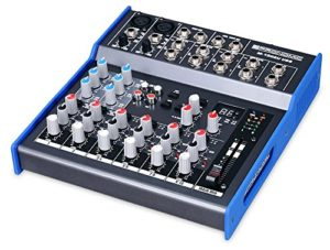 Pronomic M-1002UD USB mini table de mixage