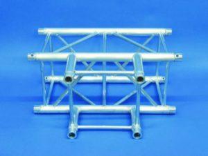 Quadsystem TQ390-QQT35 3-way-T-piece