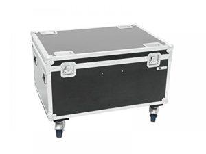 roadinger Flightcase 4x TMH FE de 1800avec roulettes