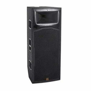 1300 W professionnel Stade Audio Dual 15″ DJ‿Haut-parleur