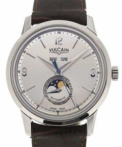 Vulcain 580158.327L Presidents' Moonphase Steel 50s