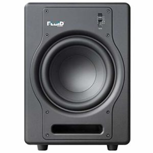 Fluid Audio F8S – Subwoofer, Noir
