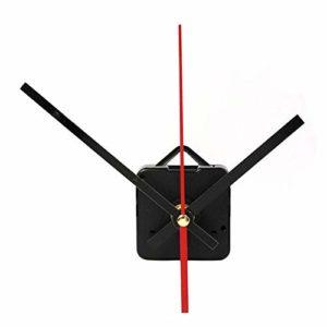 Grande vente. Evansamp DIY Grande horloge murale, mécanisme à quartz, pièce de rechange dorée + aiguille. Européen C.