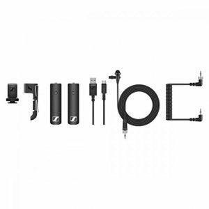 Sennheiser Drahtlosmikrofon fur Video XSW-D PORTABLE LAVALIER SET