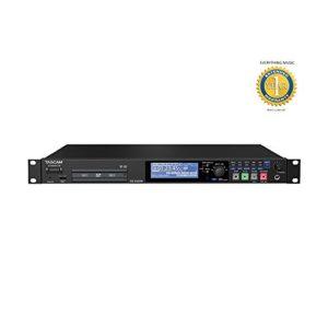 Tascam SS-R250N Enregistreur mémoire avec réseau