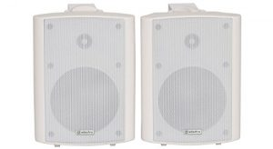 Adastra 170.165UK Haut-Parleur 30 W Blanc – Hauts-parleurs (2-Voies, 2.0 canaux, avec Fil, 30 W, 100-20000 Hz, Blanc)