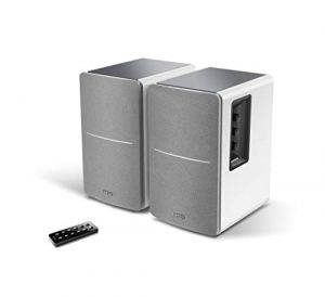 Aktivboxen Edifier Studio R1280DB 2.0 Enceintes Bluetooth Blanc/argenté