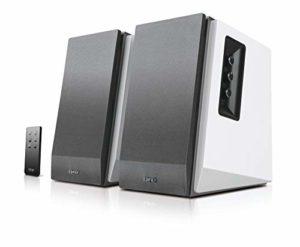 Aktivboxen Edifier Studio R1700BT 2.0 Enceinte Bluetooth Blanc/argenté
