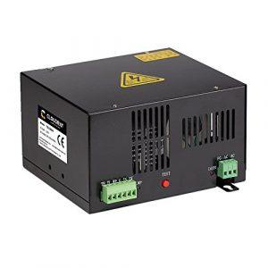 Alimentation laser 50W CO2 220V HY-T50 pour série de tubes laser CO2 de Cloudray
