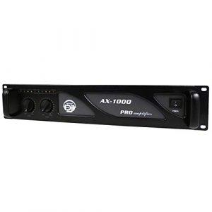 Amplificateur sono 2 x 500 W MY DEEJAY AX-1000
