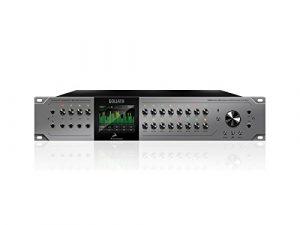 » Antelope Audio 853744004359Goliath Thunderbolt–Interface audio USB et Madi/argent