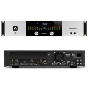 Apogee Symphony 2× 6–Convertisseur de audio (USB B) Noir, Couleur Blanc