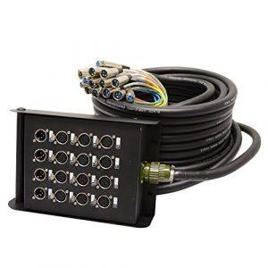 Black Cable BCA4009 Boitier de scène snc045124