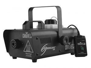 CHAUVET DJ H1000 Machine à brouillard avec Télécommande
