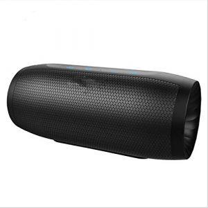 CZX S16 Colonne Haut-Parleur Bluetooth sans Fil d'extérieur Barre de Son Caisson de Basses Haute Puissance Haut-parleurs Portables étanches + SD Fente pour Carte,a