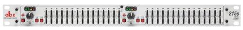 dbx 215s câble audio double 15Band Constant Q Graphic EQ