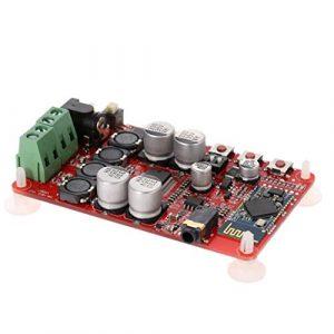 Dynamovolition TDA7492P 50W + 50W Amplifier Board CSR4.0 Wireless Digital Receiver Amplifier Receiver Amplifier Board