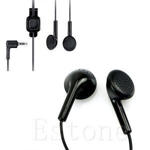 Écouteurs stéréo 3,5 mm pour Nokia WH-101 HS-105 2680 6500 E71 E66 Nova 6220 5000 7210