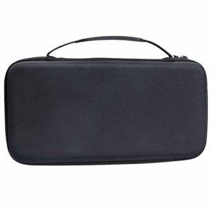 FLOX Coque Rigide pour contrôleur DJ2GO2 Pocket DJ Noir 35,5 x 18,3 x 7 cm