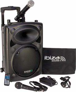 IBIZA SOUND PORT10VHF-BT Enceintes PC / Stations MP3 RMS 250 W