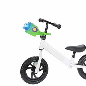 Jorich Machine à Bulles de Couleur pour vélo électrique Machine à Bulles pour Enfants – Vert – Taille Unique