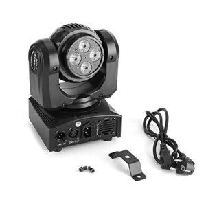 Lampe de scène LED à double face 90 W – Éclairage LED RGBW – Lumière principale LED – 4 en 1 – Effet stroboscopique – Pour fête, club, DJ-Show