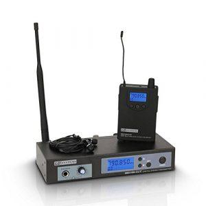 LD Systems, système de surveillance avec écouteurs intra-auriculaires
