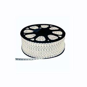 Lumières de bande de LED 10m-100m, bande LED de 8 w/m, ruban LED blanc imperméable, taille de lampe 2.8 * 3.5 cm (taille : Fait sur mesure)