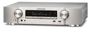 Marantz NR1509/N1SG Amplificateur Home cinéma Slim 5.2 Argent