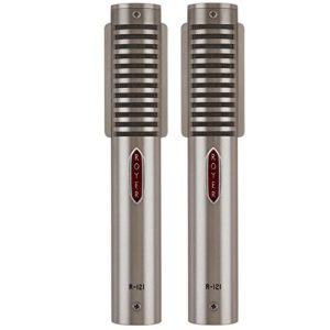 Micro Ruban ROYER LABS R-121 LIVE (COUPLE APPAIRE)