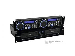 Omnitonic XCP-2800 Double lecteur CD DJ Disco Sound System