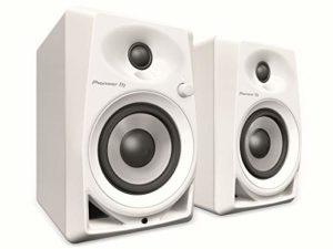 Pioneer DJ DM-40-W White Studio Monitors