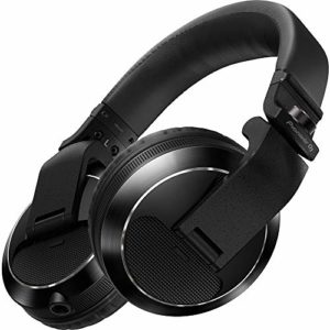Pioneer DJ HDJ-X7-K – Casque avec fil pour DJ professionnel, Noir