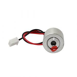 Q-baihe 650nm 100MW Laser Rouge Dot Industrie du module de lumière laser