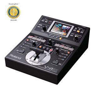 Roland V-4EX 4 canaux Console de mixage numérique vidéo