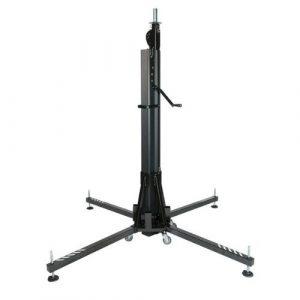 Showtec pro 5200 lifter 200 kg, 4 pieds réglables en hauteur