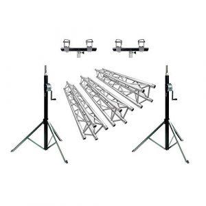 Showtec Truss Barre d'éclairage pour DJ 6 m x 4 m