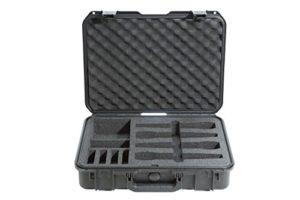 SKB 3I-1813-5WMC Mallette étanche pour 4 Microphones sans fil