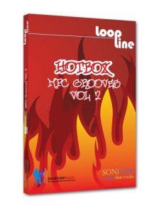 Sonivox Hotbox Volume 2 MPC Grooves – Logiciel Instrument virtuel