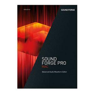 Sound Forge Pro Mac 3 [Téléchargement]
