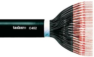 Tasker C452 Multicoeur câble 52x2x0,22 mm² 100 m