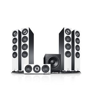 Teufel Definion 3 Surround Power Edition Home Cinéma « 5.1- Set »