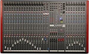 ZED tous &heath – 428 16 mic/line-entrée de mixage 20
