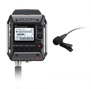 Zoom F1-LP/IF Console d'enregistrement