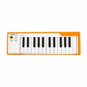 Arturia MicroLab – Clavier contrôleur 25 touches Orange