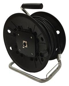Câble Ethercon Van Damme Neutrik Câble Cat5e plomb sur bobine en plastique 100m