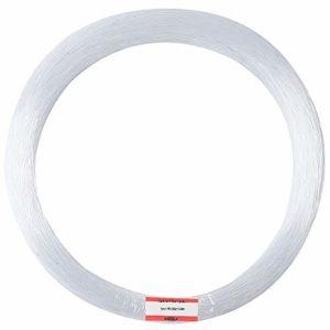 CHINLY 0.75mm 100 M/rouleau PMMA fin en plastique fibre optique câble pour ciel étoilé plafond tout type LED Light Engine Driver