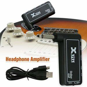 earlyad Amplificateur de guitare électrique pour guitare électrique